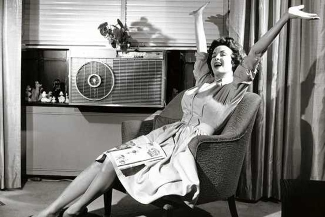 Willis Carrier invents Air Conditioning