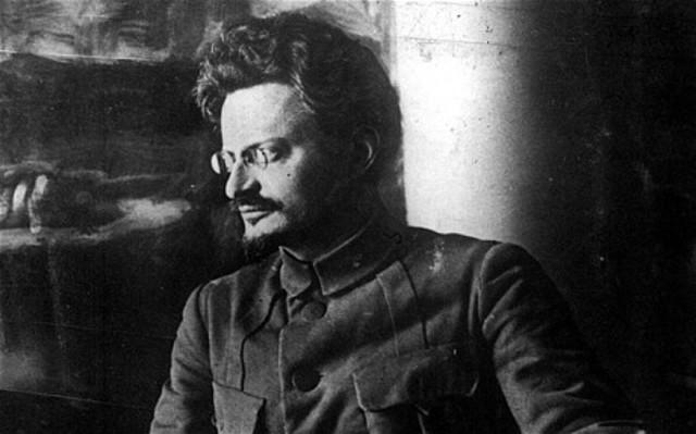 Leon Trotsky Into Internal Exile