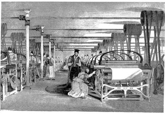 First Textile Factory