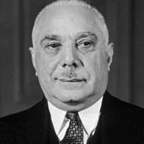 Trujillo became president