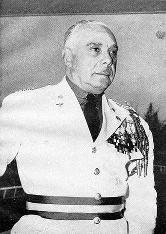 Trujillo's military ranks