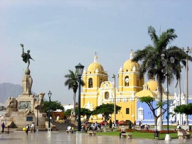 Trujillo renamed the capital ciudad