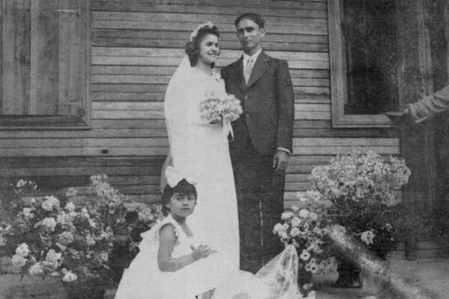 Patria married Pedrito