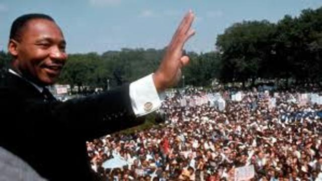 MLK's March on Washington