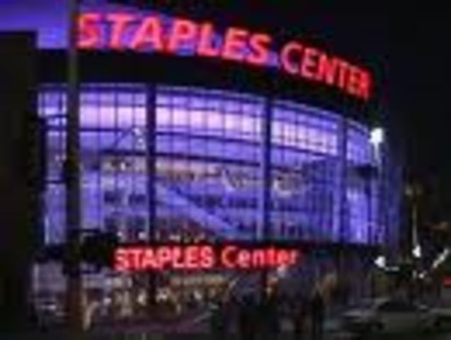 Things Unseen in Concert at Staples Center