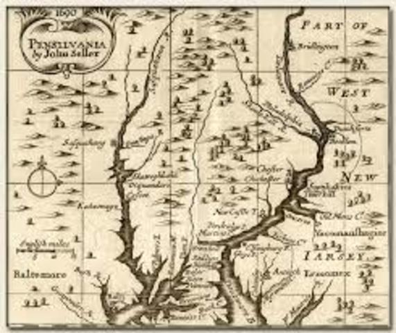 Colony of Pennslyvania