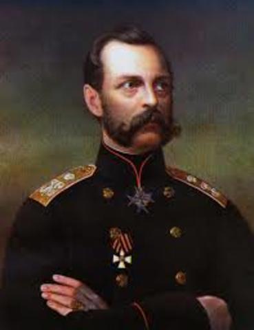 Alexander II assassination
