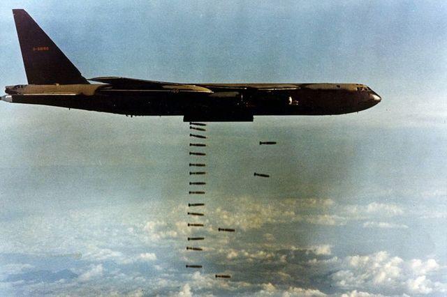 Operation Linebacker II-The Christmas Bombing