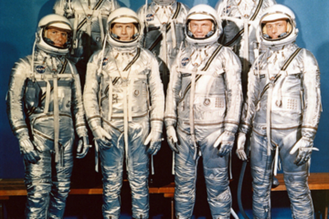 The First Flight of Project Mercury