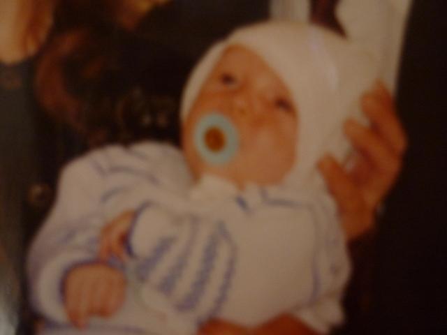 Я родилась