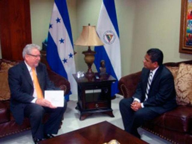 Fondo de Paz- Mision de Verificacion en la frontera Honduras - Nicaragua