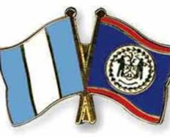 Fondo de Paz- Guatemala - Belize