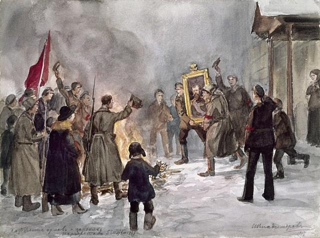 March(February) revolution
