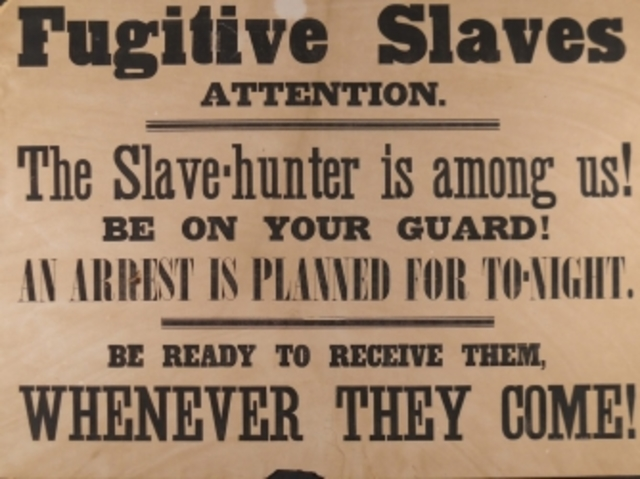 The Fugitive Slave Act of 1793
