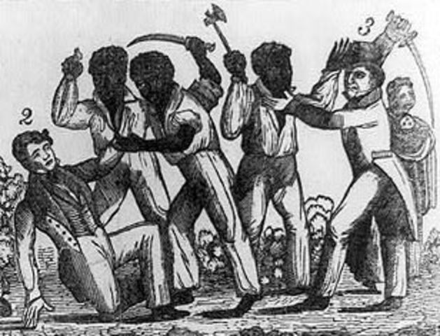 Nat Turners Rebellion