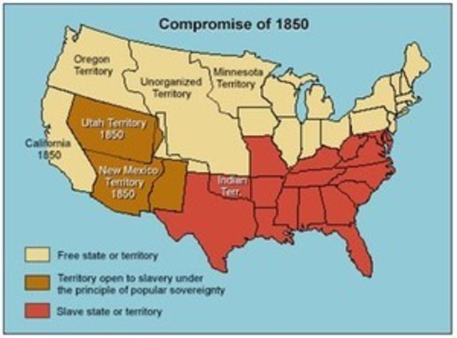 The Compromise of 1850 and the Fugitive Slave Act