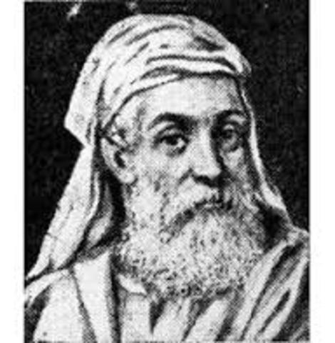 Empedocles/, filosofo griego/ 495 a 490  a.C.