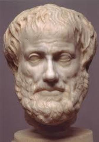 Aristoteles, filosofo griego/ 384 a 322 a.C
