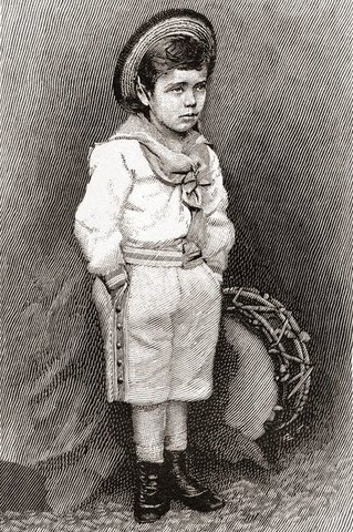 Nicholas II (Birth)