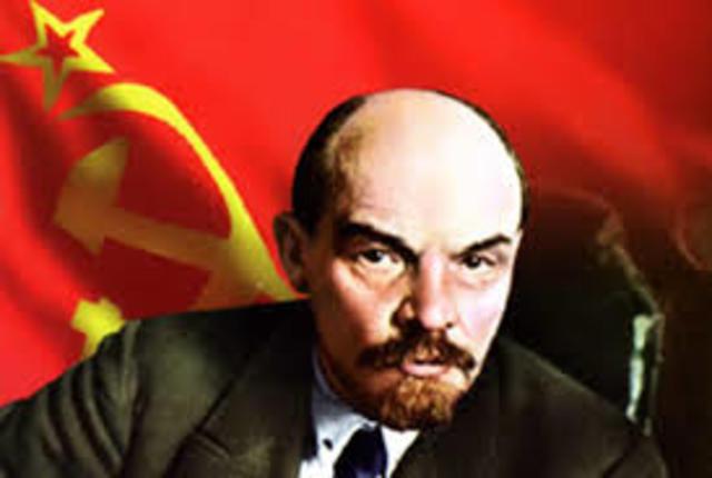 Vladimir Lenin (In the Power)