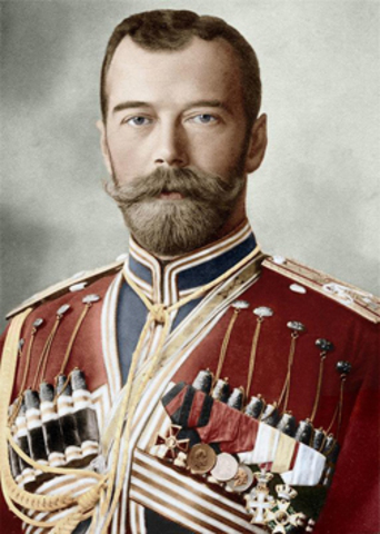 Nicholas II ( 1868-1918 )