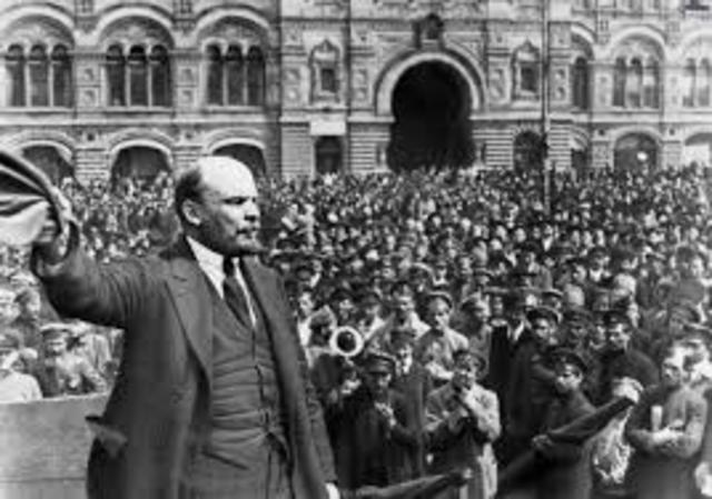 Lenin Restored Order