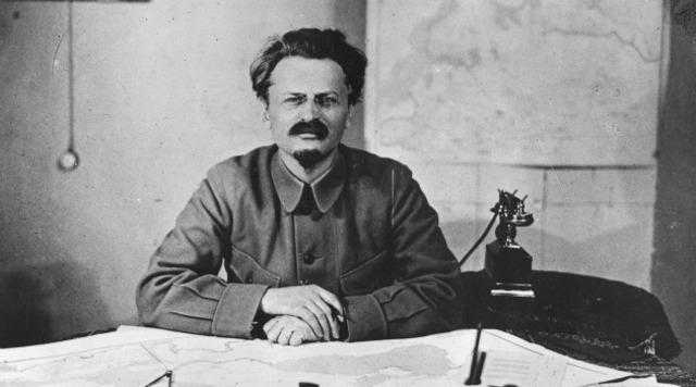 Leon Trotsky Into External Exile