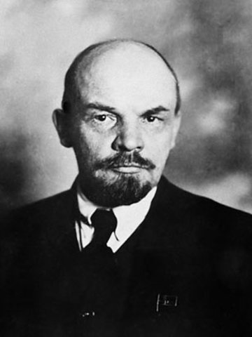 Vladimir Ilyich Ulyanov alias 'Lenin'