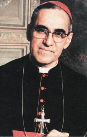 Sesinato de Monseñor Romero