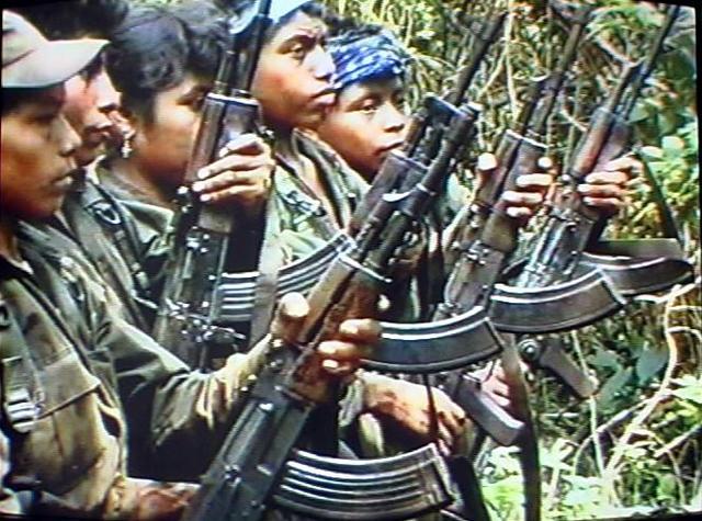 Inicia la Acción de la Guerra Civil en El Salvador