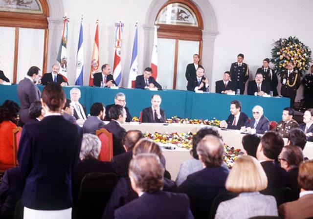 Firma de Acuerdos en New York