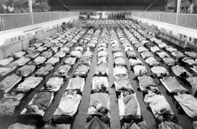 Influenze Epidemic Starts