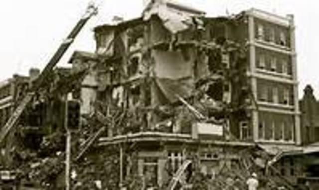Earthquake in Newcastle