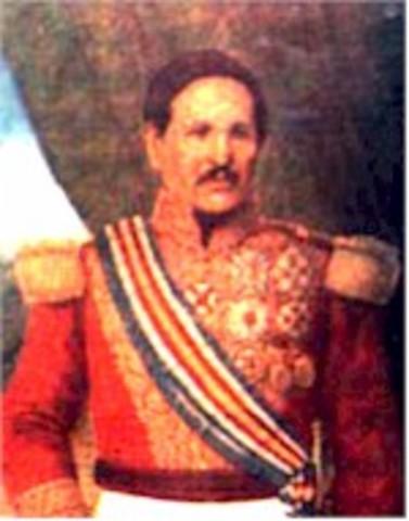 Rafael Carrera derroca a Mariano Gálvez
