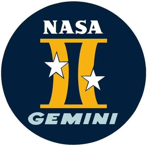 First Flight Of Project Gemini