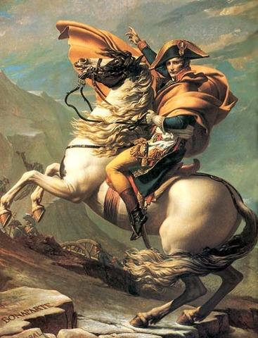 """Napoleón Bonaparte crea la llamada """"nobleza imperial"""""""