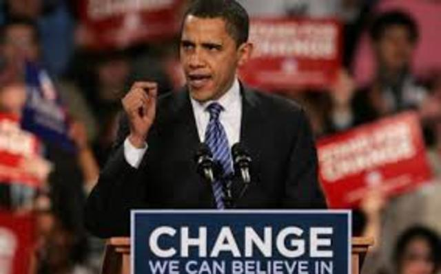 President Obama was elected as first Black President of the U.S