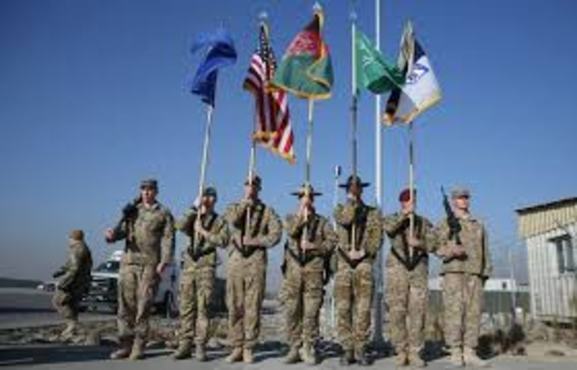 Ended Operations (Afghanistan)
