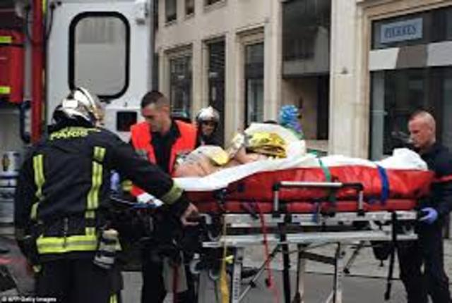 The Charlie Hebdo Shooting