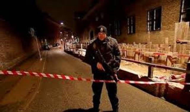 The Copenhagen Shootings