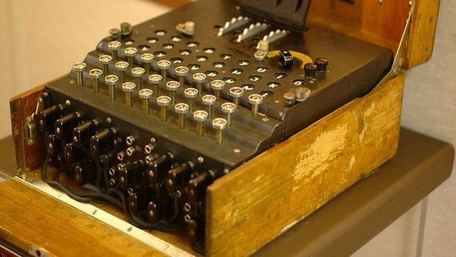 Maquina De Alan Turing