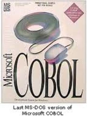 Microsoft Lenguaje Cobol