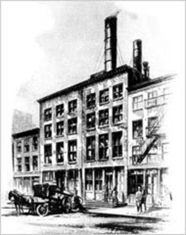 Pearl Street Plant