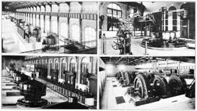 Municipal Power Plant