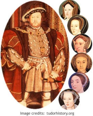 King Henry's Divorce