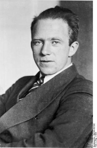 Werner Heisenberg (Würzburg, Germany)