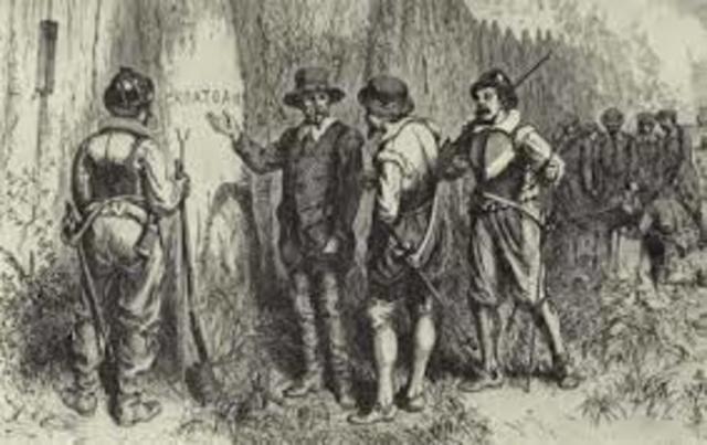 Roanoke Colonization Attempt