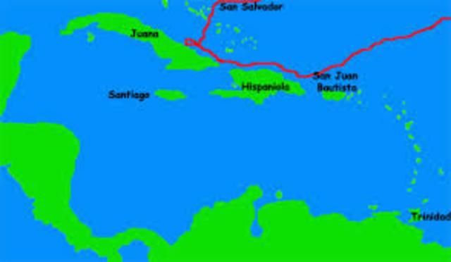 Columbus's Voyage