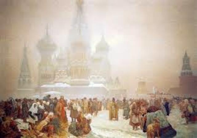 The Abolishment of Serfdom