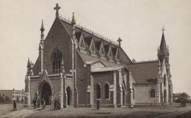 King Henry VIII Est. Anglican Church